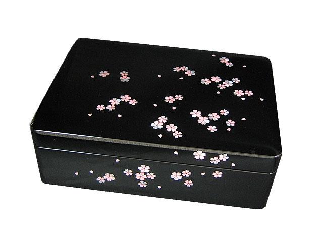 結納セット 結納BOXセット 螺鈿(らでん) 小桜