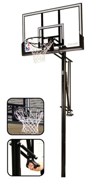 【埋込式】バスケットゴール人気!:バスケットストリートゴール[埋込式](LS-11DX)