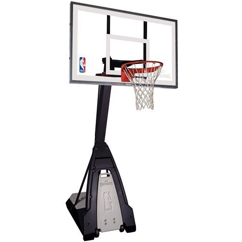 送料無料!人気!SPALDING:バスケットストリートゴール[独立式]THE BEAST(ザ・ビースト)(74560CN)