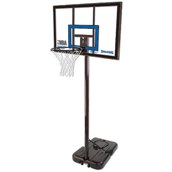 【NBA公認の高品質】SPALDING:ハイライトアクリルポータブル(77455CN)《ご予約商品 入荷予定6月中旬》