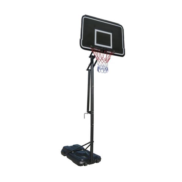 送料・代引き手数料無料!バスケットストリートゴール[独立式]瞬時に高さ調節!黒6ANHB(68600Z)