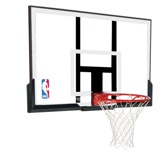 【バスケットボード】ニューモデル:NBAアクリルコンボ:自宅の前をバスケットコートに!送料無料