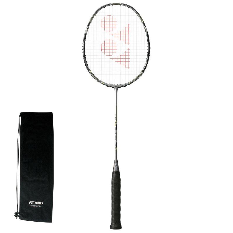 YONEX バドミントンラケット NANORAY 900(ナノレイ900)405(アイアングレー)