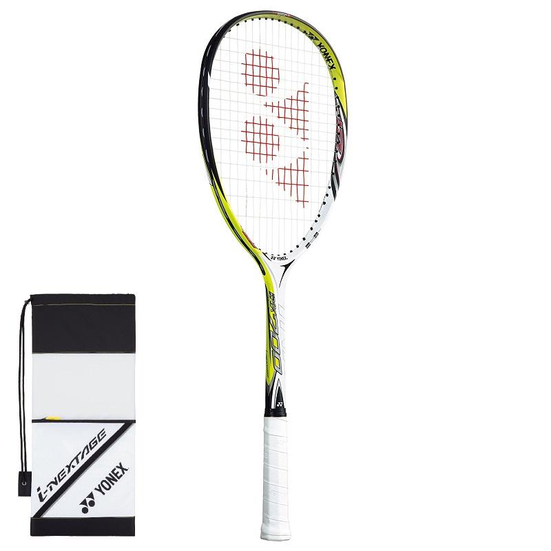 YONEX ヨネックス ソフトテニスラケット i-NEXTAGE 700 アイネクステージ700 INX700 500 :ライムイエロー 後衛専用タイプ