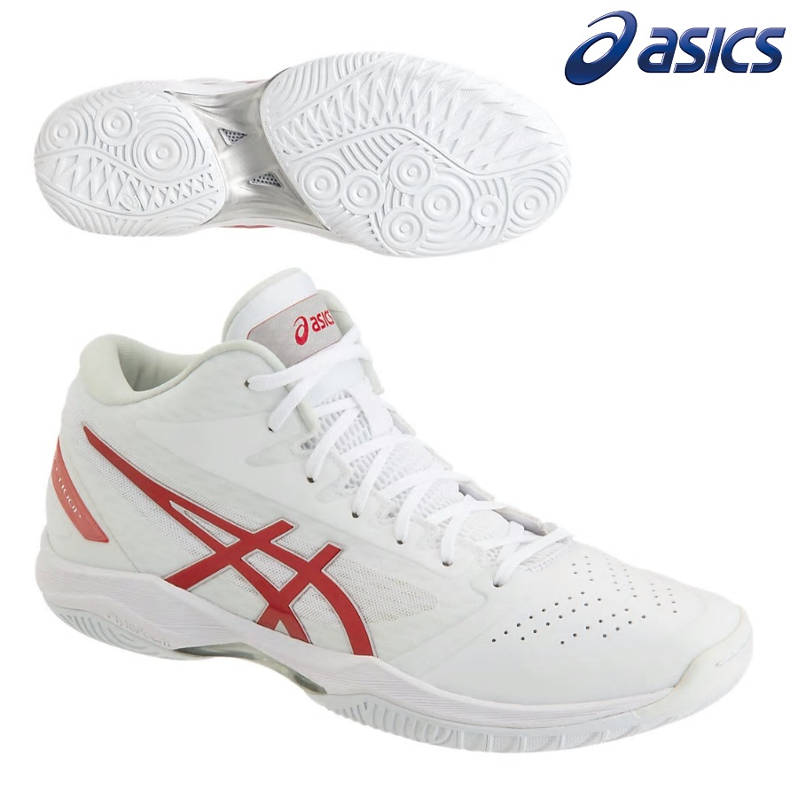 asics アシックス バスケットシューズ GELHOOP V11(1061A015)118:WHITE/SLSR