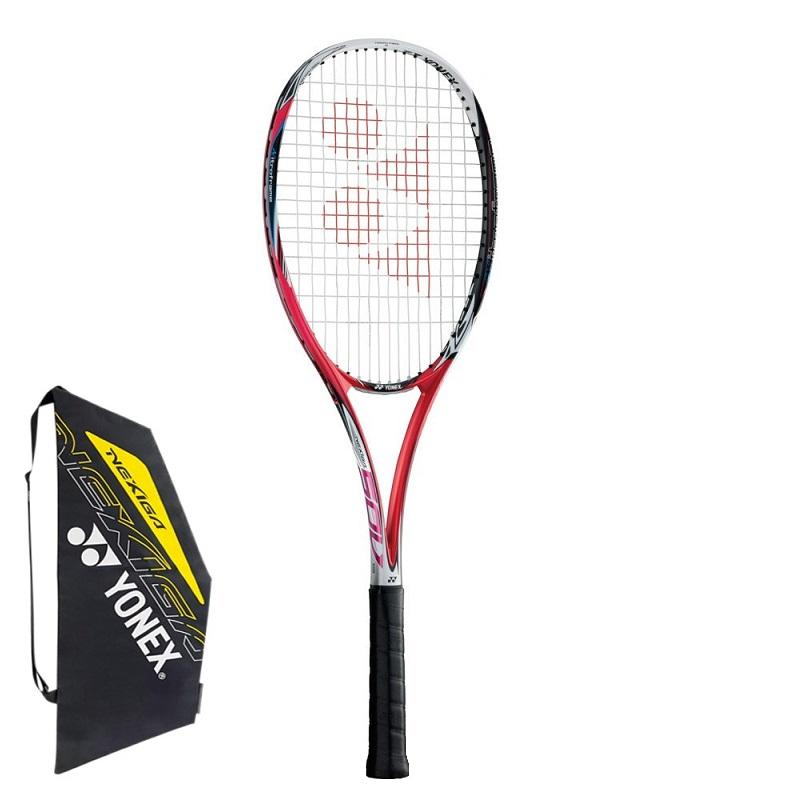 ネクシーガ50V (NXG50V-248) ソフトテニスラケット ヨネックス 人気 ダークピンク