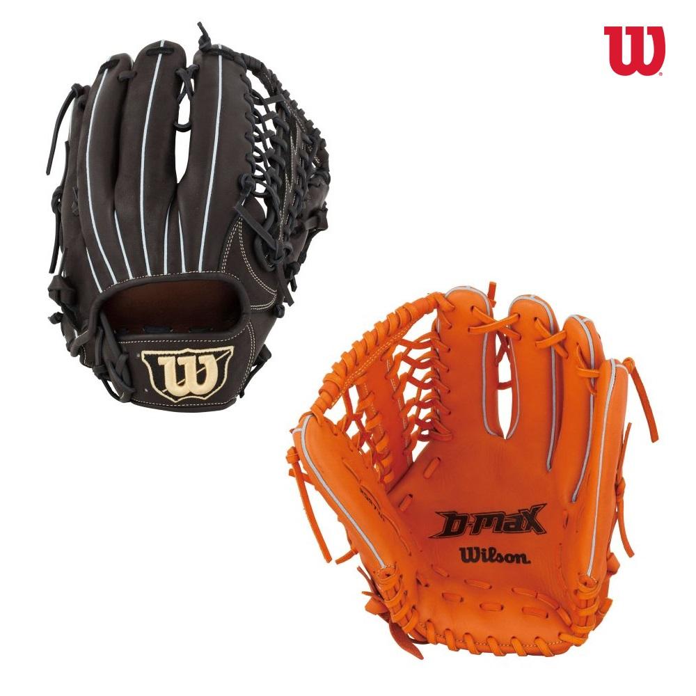 Wilson ウイルソン 軟式用グラブ D-MAX(外野手用)WTARDR7WF