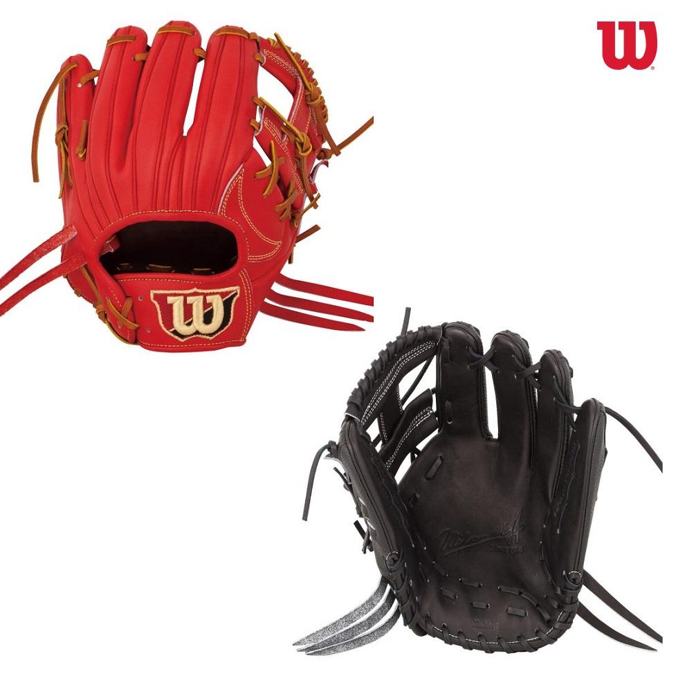 Wilson 軟式用グラブ Wilson Staff デュアル(ウイルソンスタッフ デュアル)内野手用 WTARWRD6H