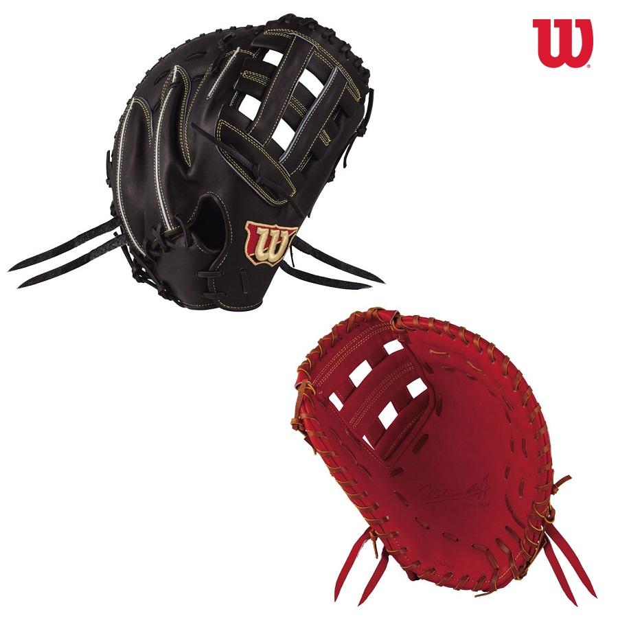 Wilson ウイルソン 軟式ミット Wilson Staff(ウイルソンスタッフ)36型 ファーストミット 一塁手用 WTARWS36D