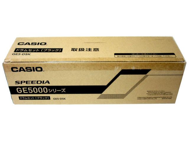 カシオGE5-DSKブラック純正品 ■2012年3月製造■外箱きれいですが若干日焼けあり【中古】, 人気特価:f2ac2477 --- officewill.xsrv.jp