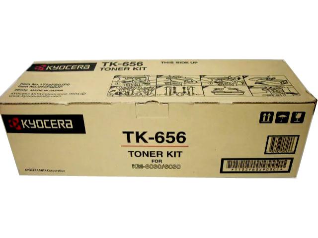 京セラ TK656 純正品 ■外箱若干汚れ等あり【中古】