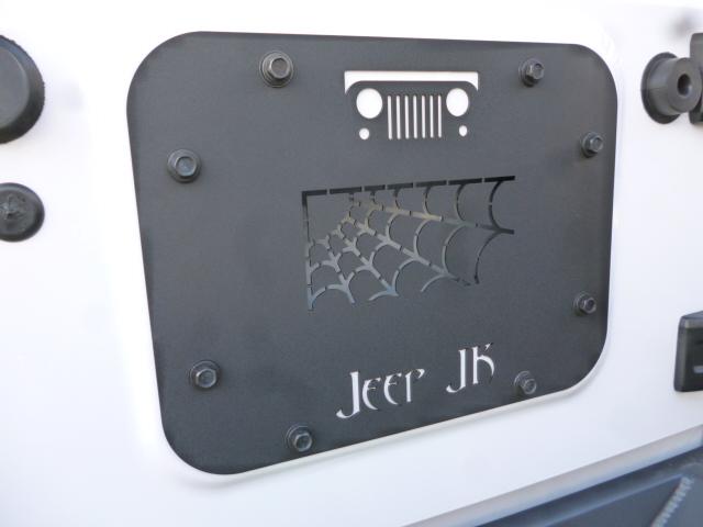 JKラングラー リアゲートフードベントカバー