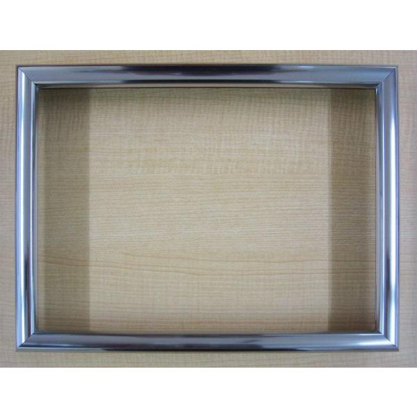油絵用 アルミ製額縁 仮縁 DX F100 (P100,M100) ステン -新品