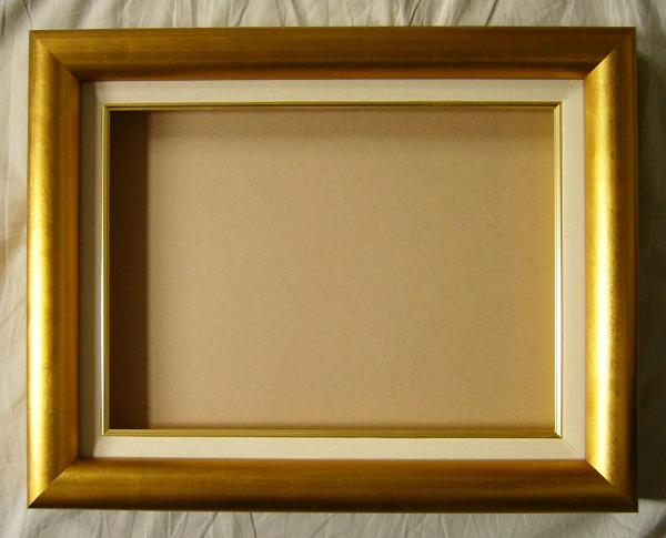 油彩額 油絵用額縁 K-3 K-3 油絵用額縁 F30 P30 ゴールド M30 金 ゴールド 枠と泥足とケース(仮縁仕上げ) -新品, デリカジャパン:718398bf --- sunward.msk.ru