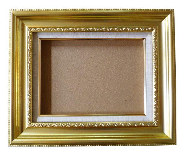 激安 激安特価 送料無料 受注生産品 数量限定 油彩額 油絵用額縁 X51 F25 M25 ゴールド -新品 金 P25
