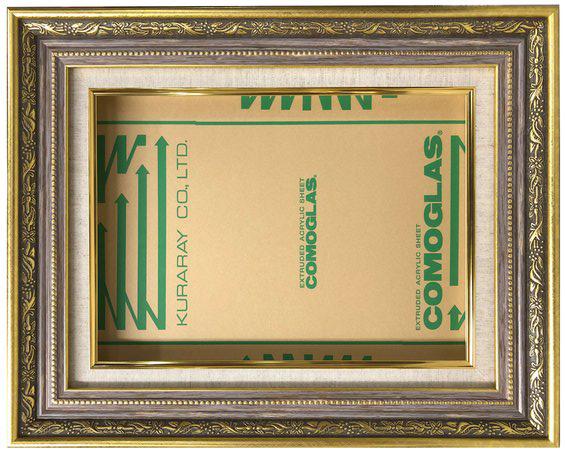 受注生産品 油彩 油絵用額縁 ジーニー F6 ゴールド 売買 金 M6 -新品 いつでも送料無料 P6