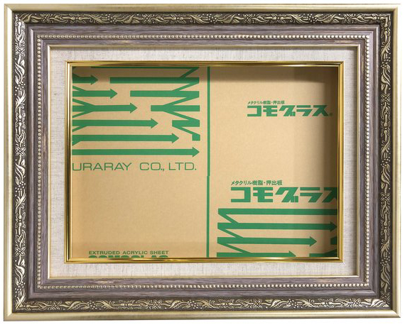 受注生産品 油彩 油絵用額縁 人気海外一番 ジーニー F5 -新品 シルバー 銀 P5 スーパーセール M5