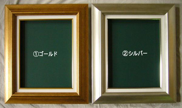 油絵用額縁 (D106) F20-新品