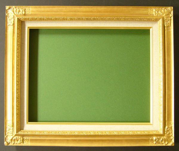 大きな取引 油絵用額縁(8904)F15 金 -新品, 城陽市 d5739ff8