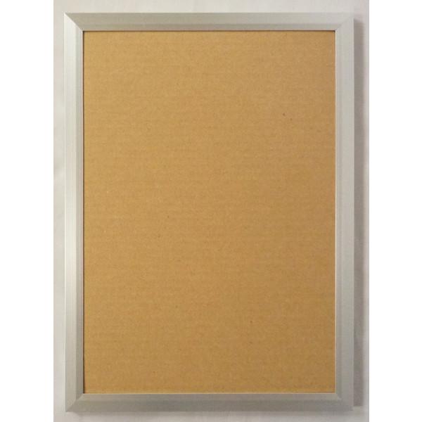 ポスター・OA額縁 JパネルNext 銀 シルバー 10枚-B2:728X515mm-新品