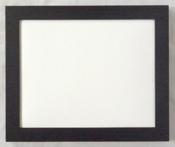 デッサン用 額縁 L-30 大判(850X660mm) 黒 -新品