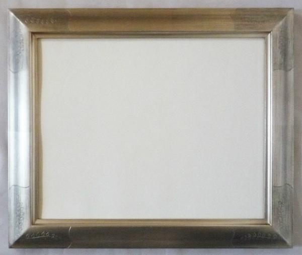 デッサン用 額縁 フローラ 大全紙(727X545mm) 銀 シルバー -新品