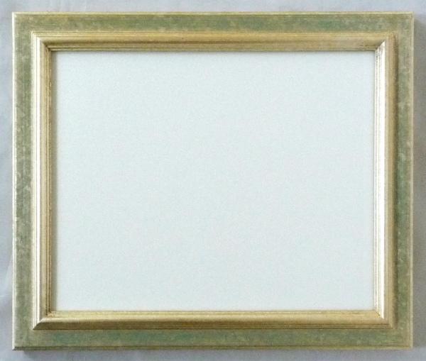 デッサン用 額縁 レインボー水彩 大全紙(727X545mm) 銀 シルバー -新品