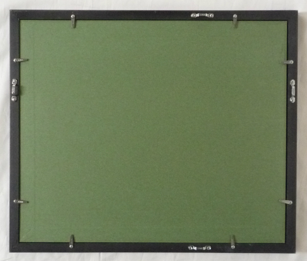 水彩額縁 L SHA 20 F8 ミガキ根来新品qSUGLVpjzM