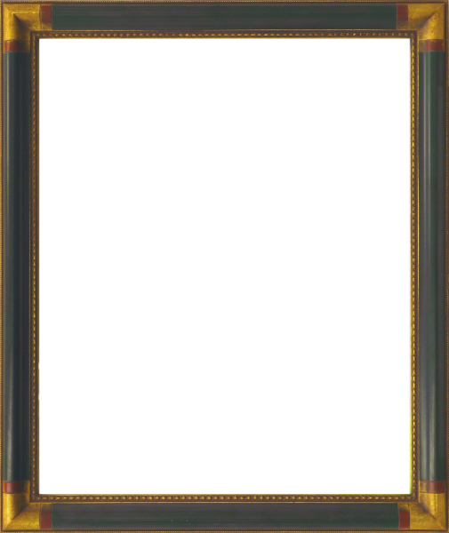 デッサン用 額縁 7510 大判(850X660mm) アンティークグリーン -新品