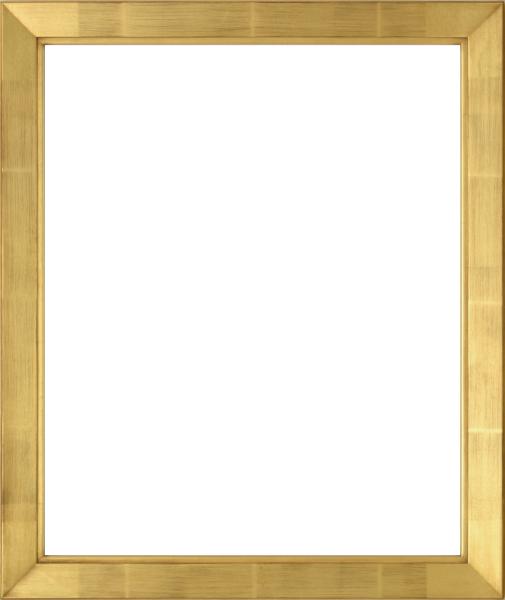 デッサン用 額縁 7514 大全紙(727X545mm) ゴールド -新品