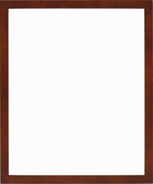 木製フレーム デッサン用 額縁 9790 四ッ切 マーケット -新品 424X348mm 40%OFFの激安セール ブラウン 茶