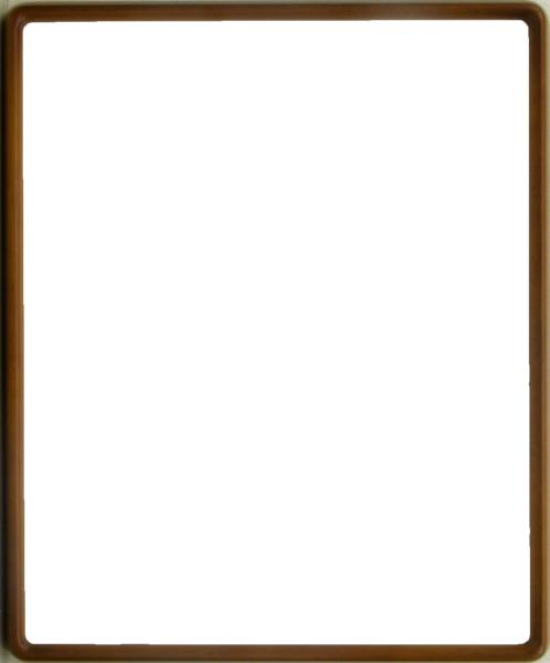 <title>木製フレーム デッサン用 額縁 9795 通信販売 三三 606X455mm ブラウン 茶 -新品</title>