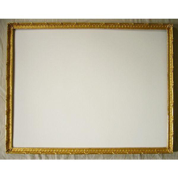 デッサン用額縁 大全紙(727X545mm) 8755 ゴールド-新品