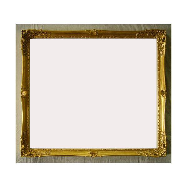 デッサン用 額縁 8798 小全紙(660X509mm) ゴールド-新品