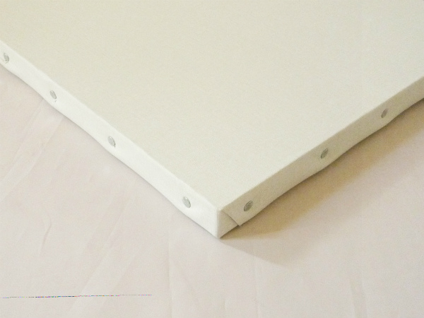 소재 유화・아크릴화용삼캔버스비단목FS F10(P10.M10) 1장-신품