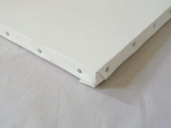 画材 油絵・アクリル画用 張りキャンバス 綿化繊混紡 TC F10(P10.M10) 10枚セット -新品