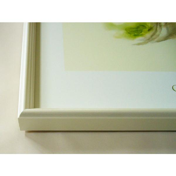 "Chihiro Iwasaki picture mounting poster ""pea - new article of five grains"""