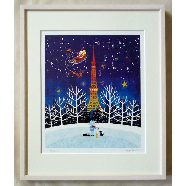 <title>はりたつお 額装ポスター 新商品!新型 クリスマス -新品</title>