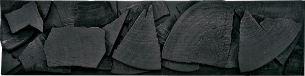 インテリア プラデック ウッド クラフト 「ロング(バーンド ユーカリ)」 PL-15022-新品