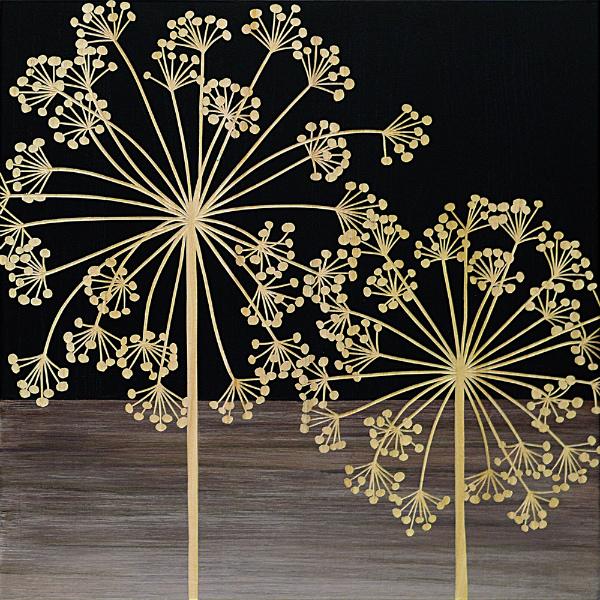 インテリア アート 壁掛け ウッドスカルプチャーアート「ファイヤー フラワー(BK+NP)」 SA-15070-新品
