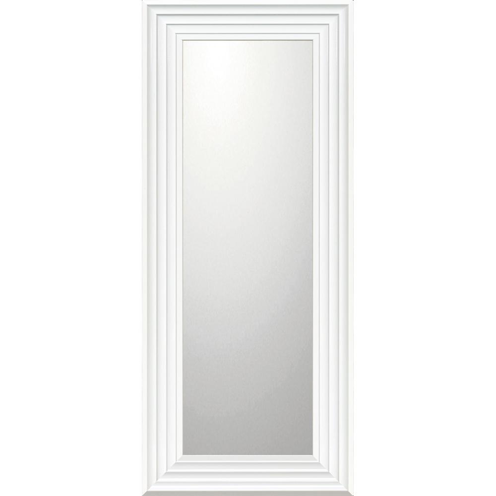 【国内在庫】 インテリア 鏡 壁掛け デコラティブ 大型ミラー デコラティブ シャープ「ロング(ホワイト)」 -新品 BM-16032 壁掛け -新品, 脇野沢村:5c2d4c71 --- rekishiwales.club