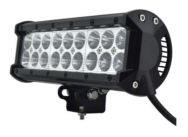 【10個セット】LED作業灯 54w 18連 LED作業灯ワークライト12v/24v兼用 広角タイプ1年保証