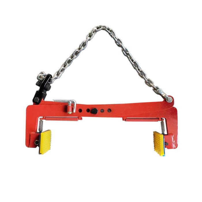 石材クランプ 吊り具 クランプ 墓石 吊り具 吊具 はさむ つかむ 吊り具 木材クランプ 石材クランプ 320kg 0.32t  開口幅260mm-500mm
