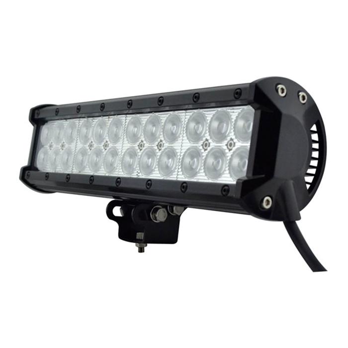 【2個セット】CREE製LED作業灯 取付金具:ステンレス304【一年保証】 72w 24連 LED作業灯 ワークライト12v/24v兼用 広角