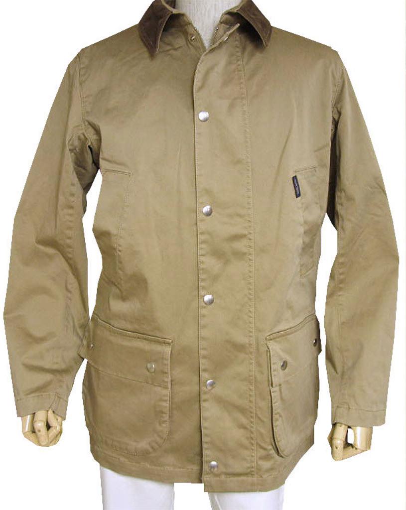 秋冬物 stanley blackerのハンティングジャケット ブラウン系 0052 M L