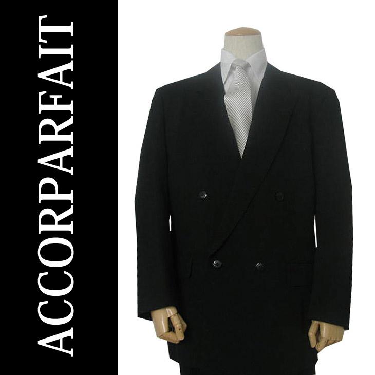 ACCORPARFAITの春夏メンズ ダブル礼服 7301 A7