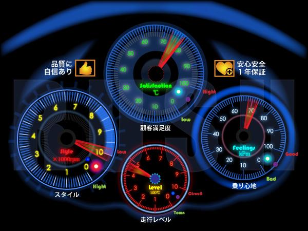 RUSH 車高調 ダッジ チャージャー 2011年モデル~ 車高短 モデル フルタップ車高調 全長調整式車高調 減衰力調整付 RUSH Damper IMPORT CLASS