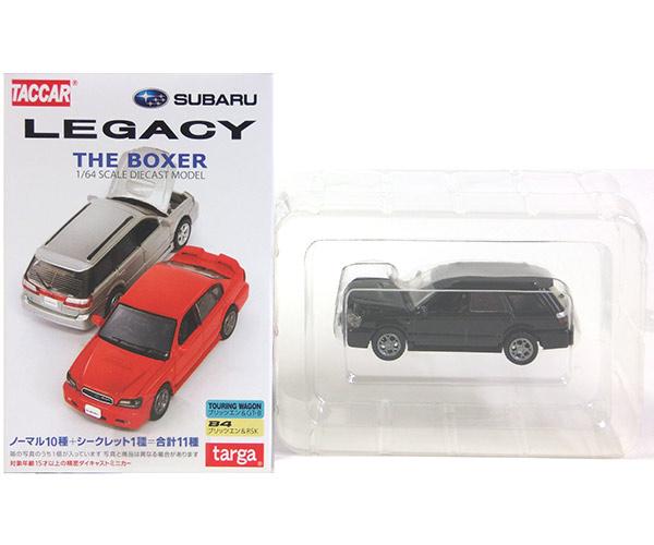 タルガ タッカー 贈り物 1 64 スバル 人気ブレゼント! SUBARU レガシー レガシィ THE ブリッツエン ブラックトパーズ マイカ ミニカー 完成品 10 単品 BOXER ツーリングワゴン