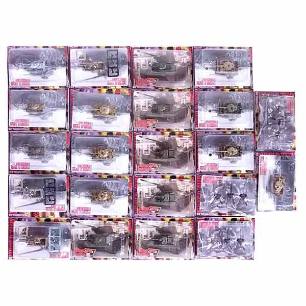 22SETタカラ 1 144 ワールドタンクミュージアム Vol 7 シークレットを含む全22種セット ドイツ軍 戦車 ミY7vIbf6yg