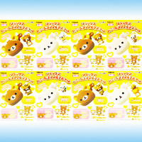 リラックマ ハニー&スマイルマスコット Rilakkuma かわいい キャラクター グッズ 食玩 カバヤ(全8種フルコンプセット)【即納】